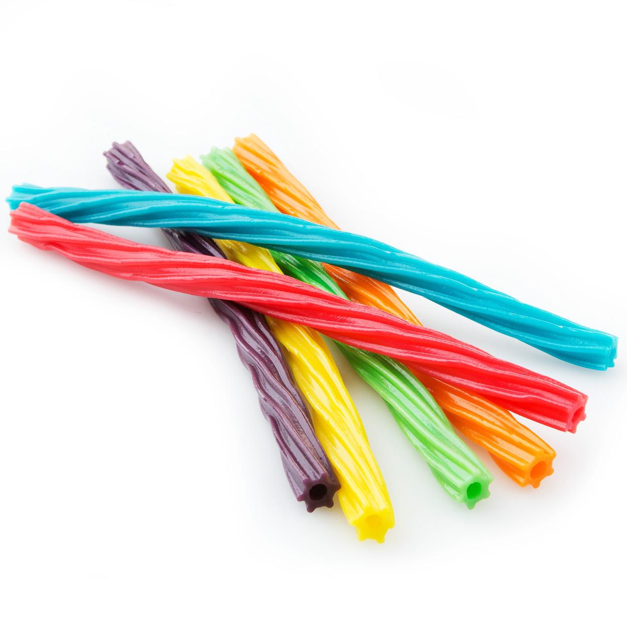 Twizzlers candy straws 1 Twists