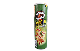 Чипсы Pringles Jalapeno 158 g