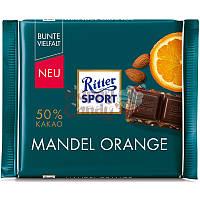 Шоколад Ritter Sport Mandel Orange 100 g