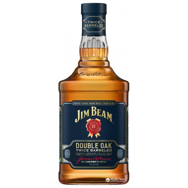 Напиток Jim Beam Double Oak