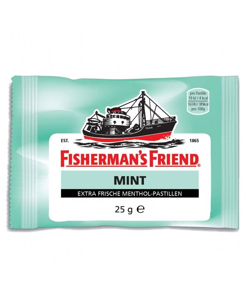 Льодяники fisherman's Friend Pfefferminz 25 g