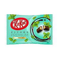 Шоколад  Kit Kat Premium Mint Упаковка