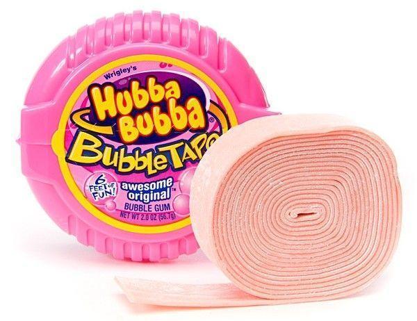 Hubba Bubba Bubble Tap Original 56,7 g