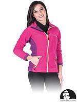 Женская флисовая кофта Leber&Hollman Ladyfly L Розовый