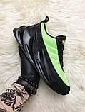 Мужские кроссовки Adidas Sharks Green Black, мужские кроссовки адидас шарк, фото 9