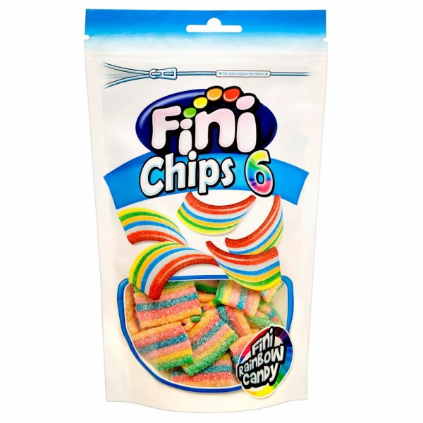 Fini Chips 6 Mix 180 g