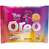 Печенье Trolls Oreo Chocolate Limited Edition 303 g