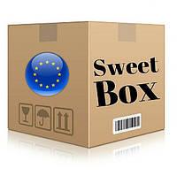 Бокс з солодощами Європейський Sweet Box середній