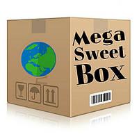 Бокс со сладостями  MEGA Sweet Box