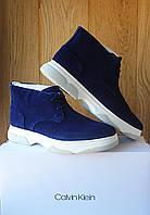 Ботинки Calvin Klein Perry Calf Suede