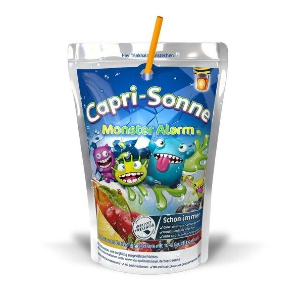 Фруктовый сок Capri-Sun Monster Alarm