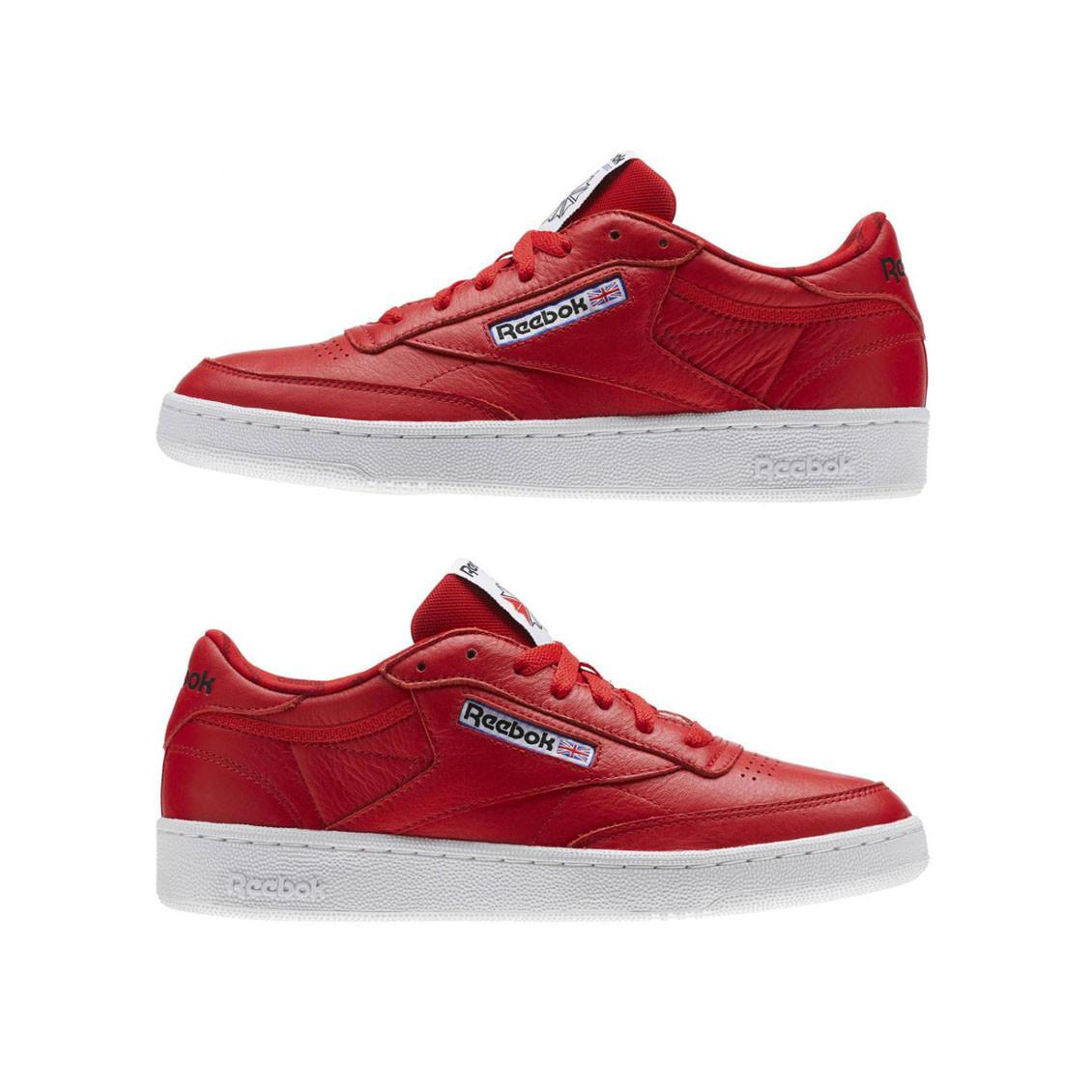 Кросівки Reebok Club Red