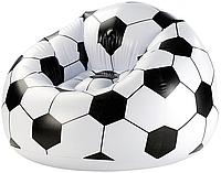 Надувное кресло в виде мяча bestway 114 х 112 х 66 см.