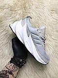 Кроссовки Adidas Sharks Grey, кроссовки адидас шарк, фото 10