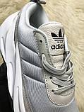Кроссовки Adidas Sharks Grey, кроссовки адидас шарк, фото 5