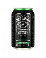 Jack Daniel's Ginger 330 ml 5% Alk