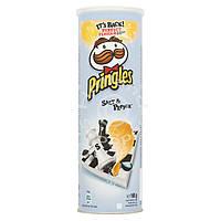 Чипсы Pringles Salt & Pepper 165 g