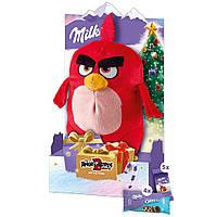 М'яка іграшка Milka Angry Birds Red 83 g