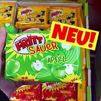 Жевательные конфеты Fritt Sauer Apple 70 g