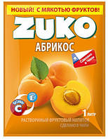 Газированный напиток Zuko Абрикос 25 g