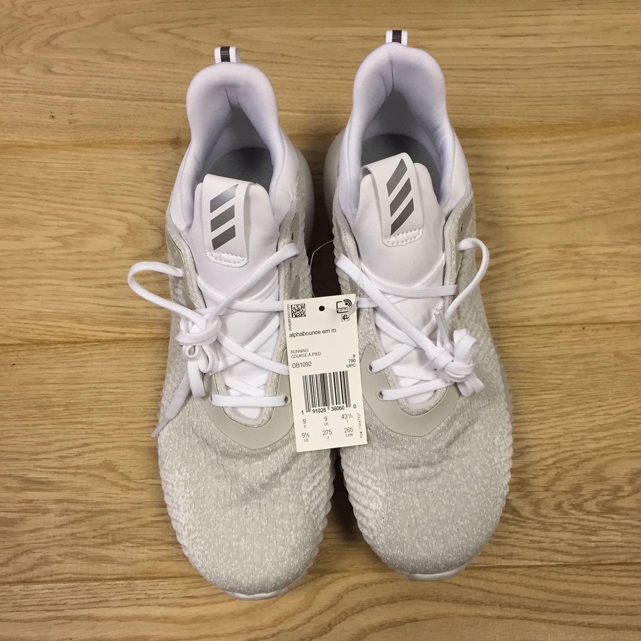 Кросівки Adidas Alpha Bounse