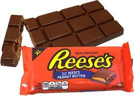 Шоколадка Reese's Peanut Butter Milk Chocolate 120 g