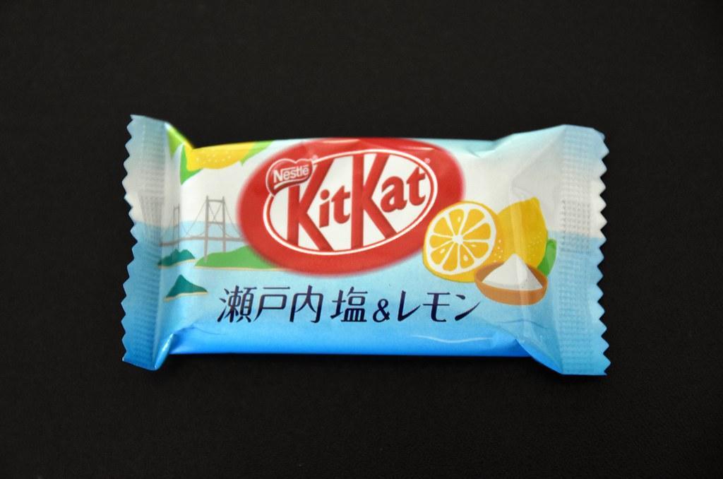 Kit Kat Lemon Salt 14 g