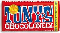 Шоколад  Tony's Chocolonely Milk Chocolate 32 % 180 g