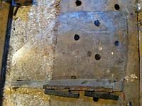 Стекло опускное переднее левое Славута Пикап ЗАЗ 1103 11055
