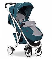 Детская прогулочная коляска Euro-Cart Volt, бирюзовая (5979)