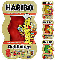 Haribo Silikonbackform Желтая 285 g