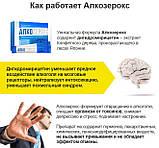 АлкоЗерокс препарат от алкоголизма Alkozeroks ViP, фото 6