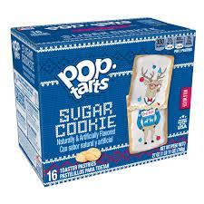 Печенье  Pop Tarts Sugar Cookies 96 g