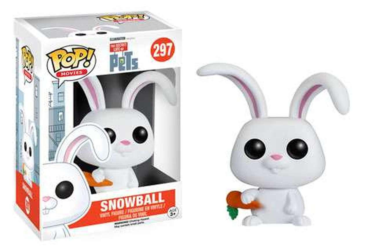 Игрушка Funko Pop Snowball 297