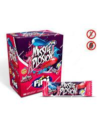 Жвачки Fini Missile Xplosion Блок