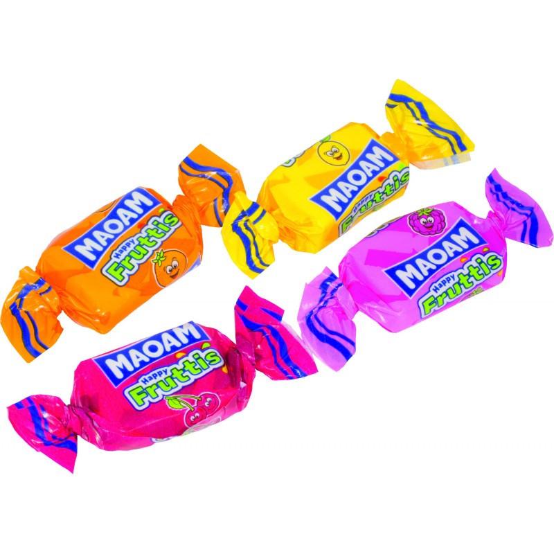 Желейные конфеты Maoam Happy Fruttis Assortment 5 g