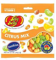 Желейные бобы Jelly Belly Citrus Mix 87 g