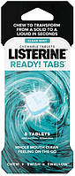 Жевачки Listerine Clean Mint 8 Tablet