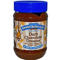 Крем Peanut Butter & Co с черным шоколадом