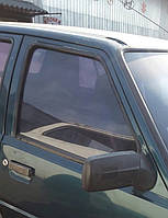 Стекло опускное переднее правое Славута Пикап ЗАЗ 1103 11055