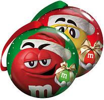 Новорічний куля M&m's Peanut Weihnachten