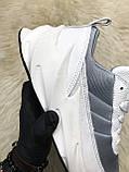 Мужские кроссовки Adidas Sharks White Gray, мужские кроссовки адидас шарк, фото 6