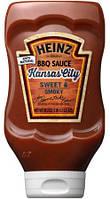 Соус Heinz Kansaslity Sweet & Smoky 572 g