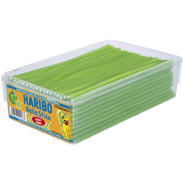 Желейные конфеты Haribo Balla Stixx Apple Яблоко