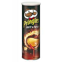 Чипсы Pringles Hot & Spisy 165 g