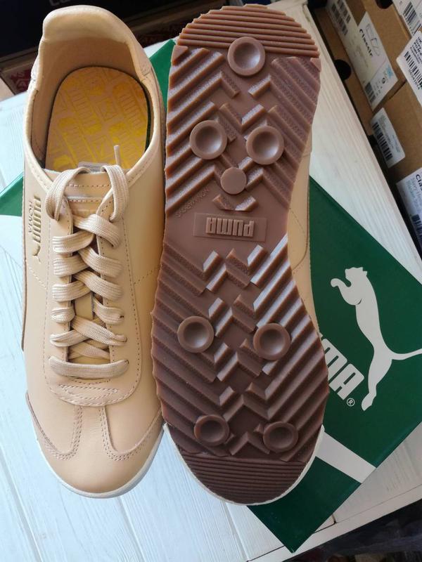 Мужские кроссовки puma roma