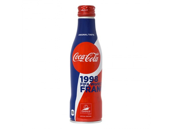 Coca Cola Original Taste 1998 France