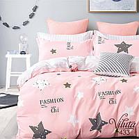Комплект постельного белья Viluta Сатин Подростковый 433