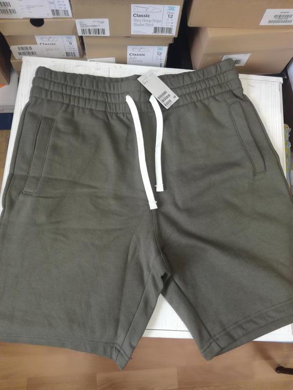 Мужские шорты h&m размер s-м