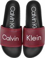 Шлепанцы Calvin Klein